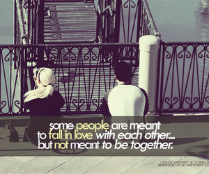 fall in love, not, and people image