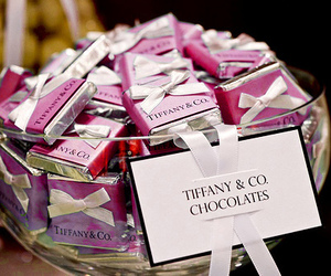 chocolate, tiffany, and tiffany & co image