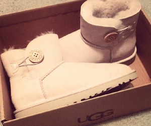 ugg, winter, and boots image