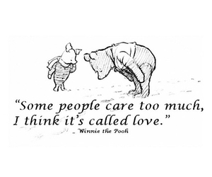 love, care, and quote image