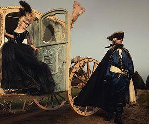 marie antoinette, vogue, and Kirsten Dunst image