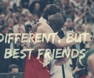 Basketball, best friends, and different image