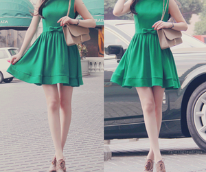 dress and verde image