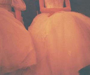 pink, promenade, and romantic image