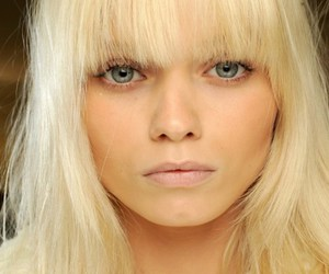 blonde, model, and Abbey Lee Kershaw image