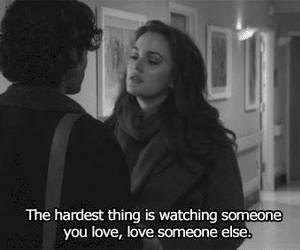 love, quotes, and gossip girl image