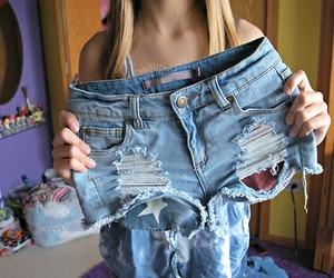 shorts, fashion, and tumblr image