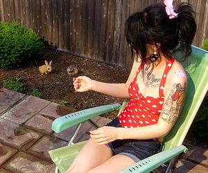 tattoo, tiffany mays, and starpowerrr image