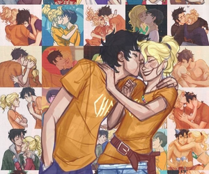 otp, wise girl, and pjo image