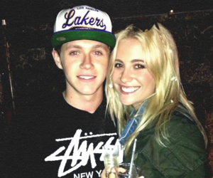 niall horan, demi lovato, and diall image