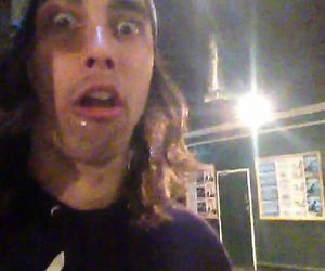 vic fuentes, ptv, and pierce the veil image