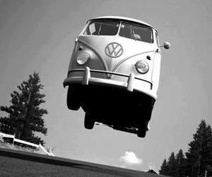 volkswagen hippy bus image
