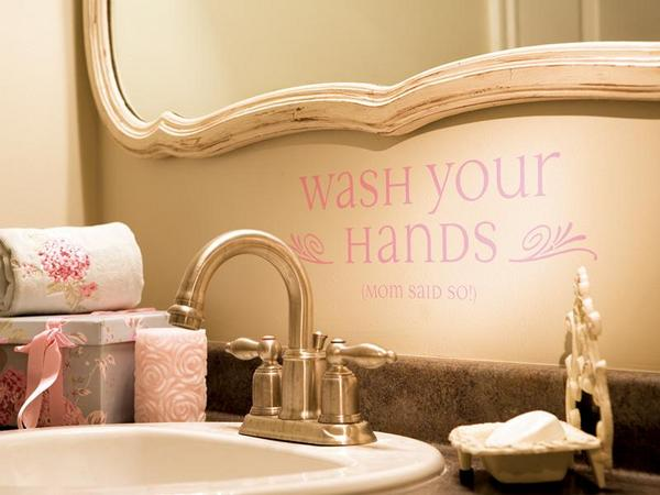Cute Bathroom Quotes Google Search On We Heart It