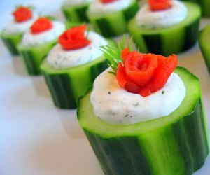 cucumber, cups, and food image