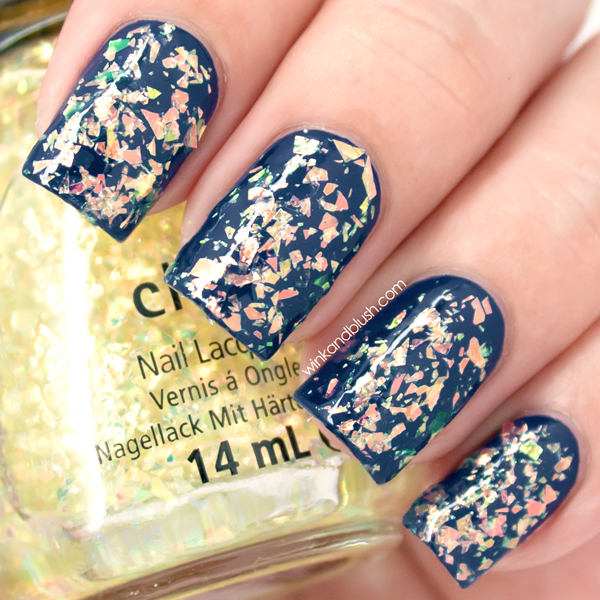 China Glaze Luxe And Lush Nail Lacquer Review & Swatches