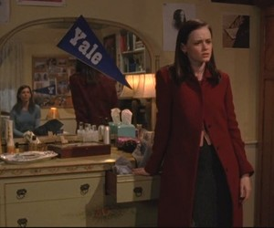 gilmore girls, yale, and house image