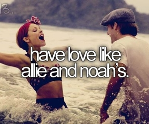 love, the notebook, and jason mraz image