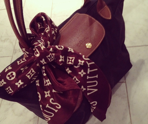 brown, fashion, and scarf image