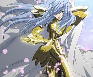 anime, manga, and saint seiya lost canvas image