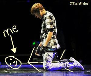 epic, justin bieber, and fail image
