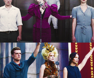 thg, Jennifer Lawrence, and the hunger games image