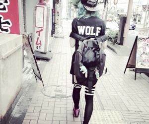 wolf, exo, and kpop image