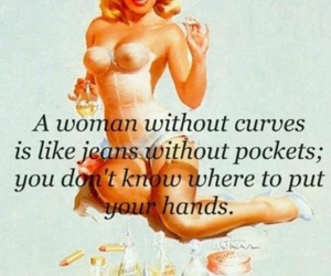 body, curves, and quote image