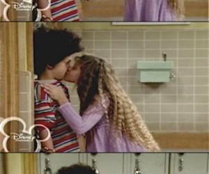 boy meets world, disney, and kiss image
