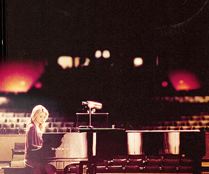 auditorium, dianna agron, and original song image