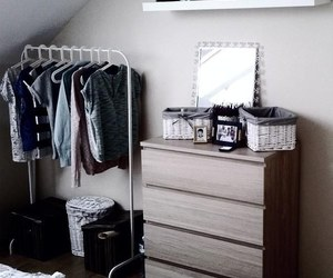 clothes, hanger, and ikea image