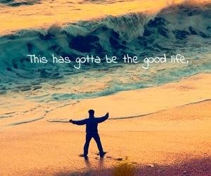 good life, Lyrics, and music image