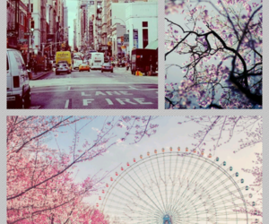 city, Collage, and cool image