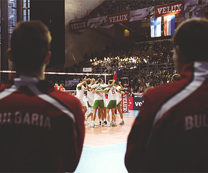 volleyball and bulgaria nt image