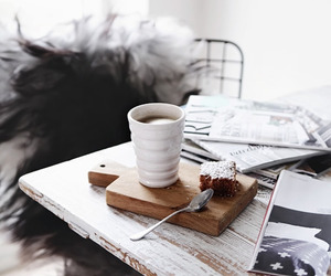 coffee, decor, and style image