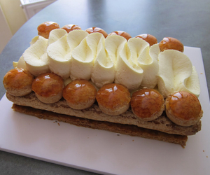 patisserie, saint-honore, and gateaux image