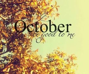 october, good, and autumn image