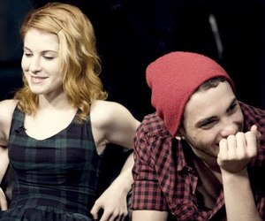 taylor york, hayley williams, and paramore image