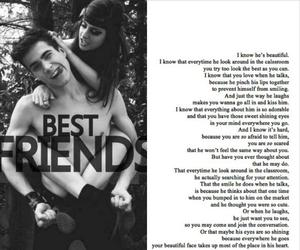 best friends, poem, and quotes image