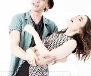 Jamie Campbell Bower, city of bones, and jamily image