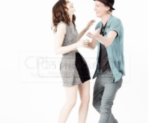 Jamie Campbell Bower, lily collins, and the mortal instruments image