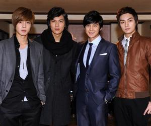 kim bum, kim joon, and lee min ho image