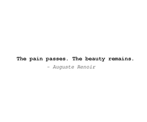 beauty, text, and pain image
