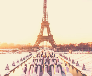 classic, Dream, and eiffel tower image