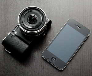 camera, mobile, and phone image