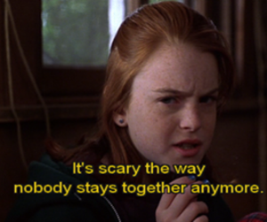quotes, lindsay lohan, and movie image
