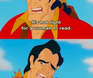 book, disney, and quote image