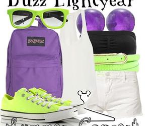 buzz lightyear, disney, and fashion image
