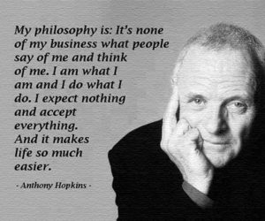 quote, life, and anthony hopkins image