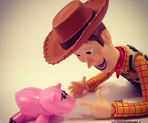 pig and woody image