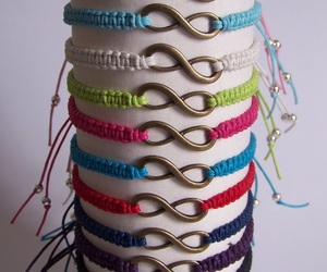 beads, bracelets, and charms image